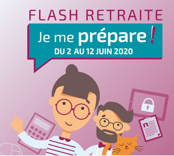 Flash retraite