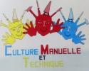 Logo association culture manuelle et technique